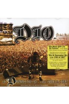 Купить - Музыка - Dio: Dio at Donington UK: Live 1983 & 1987 (2CD)