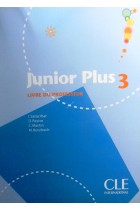 Купить - Книги - Junior Plus Level 3. Teacher's Guide