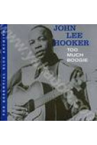 Купить - Музыка - John Lee Hooker: Too Much Boogie