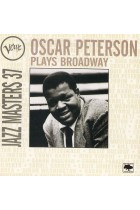 Купить - Музыка - Oscar Peterson: Plays Broadway. Verve Jazz Masters 37