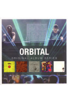 Купить - Музыка - Orbital: Original Album Series