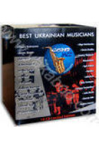 Купить - Музыка - Збірка: The Best Ukrainian Musicians. Comp Jazz. 10 CD Limited Edition