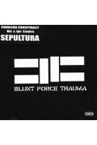 Купить - Музыка - Cavalera Conspiracy: Blunt Force Trauma