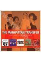 Купить - Музыка - The Manhattan Transfer: Original Album Series (5 CD) (Import)