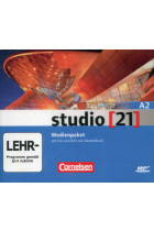 Купить - Книги - Studio 21 A2 Medienpaket Mit Audio-CDs und Video-DVD