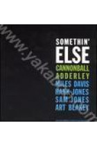 Купить - Музыка - Cannonball Adderley: Somethin' Else (LP) (Import)