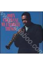 Купить - Музыка - John Coltrane: My Favorite Things (LP) (Import)