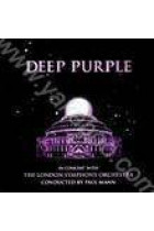 Купить -  - Deep Purple: In Concert With The London Symphony Orchestra. Conducted by Paul Mann