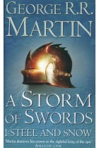 Купить - Книги - A Song of Ice and Fire. Book 3. A Storm of Swords 1: Steel and Snow