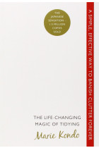 Купить - Книги - The Life-changing Magic of Tidying