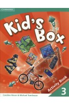 Купить - Книги - Kid's Box 3. Activity Book