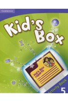 Купить - Книги - Kid's Box 5. Activity Book
