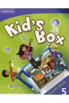 Купить - Книги - Kid's Box 5. Student's Book