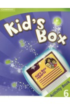 Купить - Книги - Kid's Box 6. Activity Book