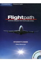 Купить - Книги - Flightpath. Aviation English for Pilots and ATCOs. Student's Book  (+ 3 CDs & 1 DVD)