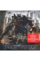 Купить - Музыка - Original Soundtrack: Transformers: Dark of the Moon (Import)