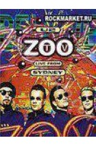 Купить - Музыка - U2: Zoo TV. Live from Sydney (DVD)