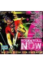 Купить - Музыка - Сборник: Rock&Roll Now. New Drive Guitar Rock Compilation