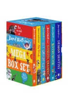 Купить - Книги - The World of David Walliams: Mega Box Set