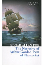 Купить - Книги - The Narrative of Arthur Gordon Pym of Nantucket