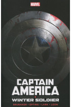 Купить - Книги - Captain America: Winter Soldier