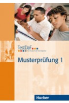 Купить - Книги - TestDaF Musterprufung 1 (Exercise Book with Audio-CD)