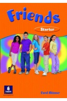 Купить - Книги - Friends. Starter Level. Students' Book