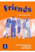 Купить - Книги - Friends. Starter Level. Teacher's Book