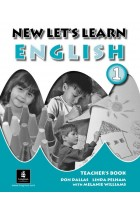 Купить - Книги - New Let's Learn English 1. Teacher's Book