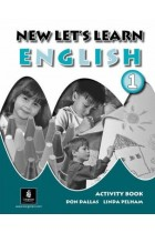 Купить - Книги - New Let's Learn English 1. Activity Book