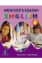 Купить - Книги - New Let's Learn English 2. Pupils' Book