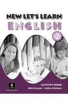 Купить - Книги - New Let's Learn English 2. Activity Book