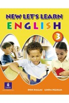 Купить - Книги - New Let's Learn English 3. Pupils' Book