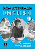Купить - Книги - New Let's Learn English 4. Teacher's Book