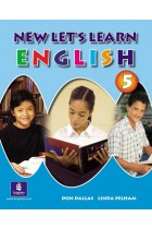 Купить - Книги - New Let's Learn English 5. Pupils' Book