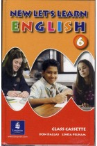 Купить - Книги - New Let's Learn English 6. Class Cassette