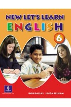 Купить - Книги - New Let's Learn English 6. Pupils' Book