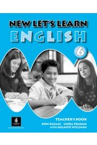 Купить - Книги - New Let's Learn English 6. Teacher's Book
