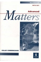 Купить - Книги - Advanced Matters. Workbook