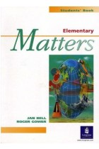 Купить - Книги - Elementary Matters. Students' Book