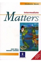 Купить - Книги - Intermediate Matters. Students' Book