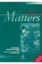 Купить - Книги - Intermediate Matters. Teacher's Book