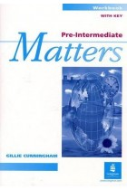 Купить - Книги - Pre-intermediate Matters. Workbook