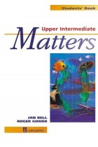 Купить - Книги - Upper Intermediate Matters. Students' Book