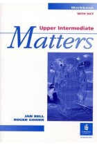 Купить - Книги - Upper Intermediate Matters. Workbook
