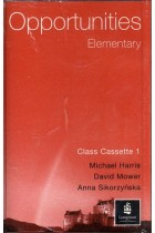 Купить - Книги - Opportunities Elementary Class Cassette Set