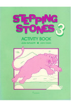 Купить - Книги - Stepping Stones 3. Activity Book
