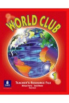 Купить - Книги - World Club 1. Teacher's File