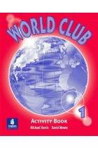 Купить - Книги - World Club 1. Activity Book