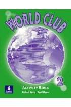 Купить - Книги - World Club 2. Activity Book